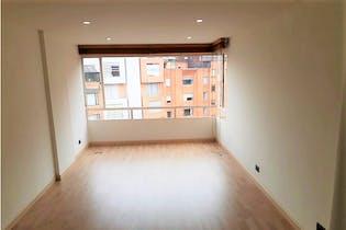 Apartamento en venta en Teusaquillo de 78m²