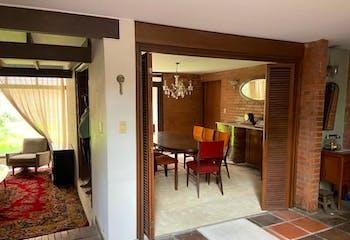 Casa En Venta En Bogota Santa Barbara Central-Usaquén