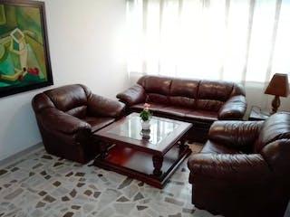 Una sala de estar llena de muebles y un sofá en Apartamento en venta en Primavera, de 190mtrs2