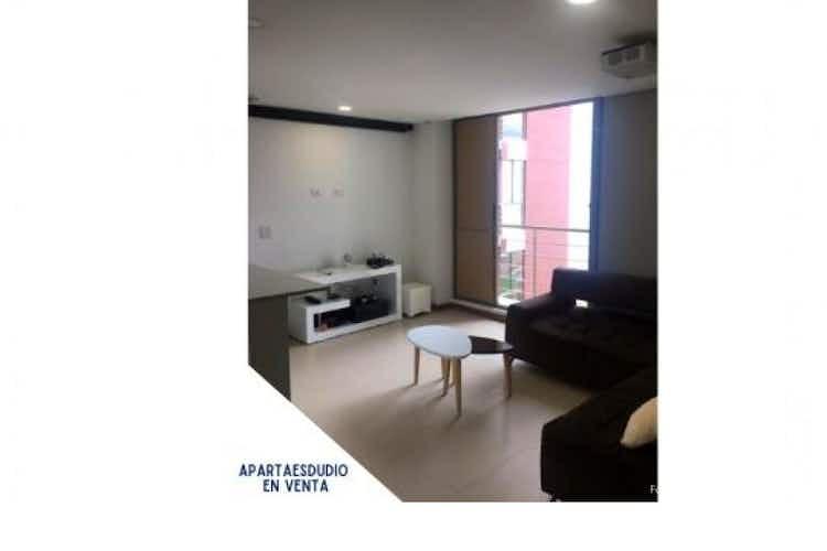 Portada Apartamento en venta en Casco Urbano Cajicá, de 55mtrs2 con balcón