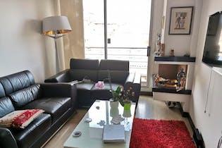 Apartamento en venta en Santa Bárbara Central de dos alcobas