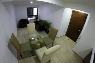 Departamento en venta en Pedregal de Santo Domingo, 75mt