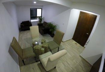 Apartamento en venta en Pedregal De Santo Domingo de 2 alcobas