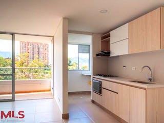 Natural, apartamento en venta en El Chinguí, Envigado