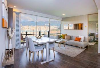 Proyecto nuevo en La Felicidad - La Bahia, Apartamentos nuevos en Hayuelos con 3 habitaciones