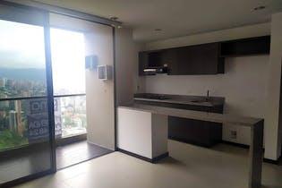 Apartamento en venta en Poblado de 2 hab. con Zonas húmedas...