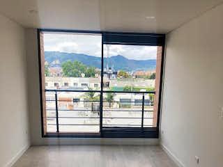 Una vista de una vista desde el interior de un edificio en Apartamento en venta en Las Villas de  1 habitacion