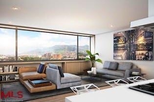 Apartamento en venta en La Aguacatala de 1 habitacion
