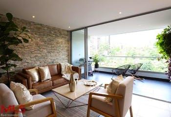 Mont Claire, Apartamento en venta en Loma De Benedictinos de 2 hab. con Gimnasio...