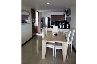 Apartamento en venta en El Poblado, 78m² con Piscina...