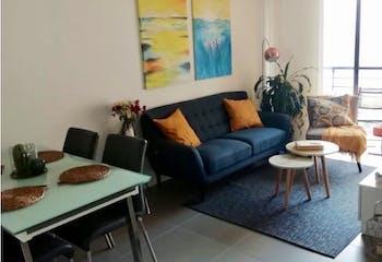 Apartamento en venta en El Poblado de 60m² con Gimnasio...
