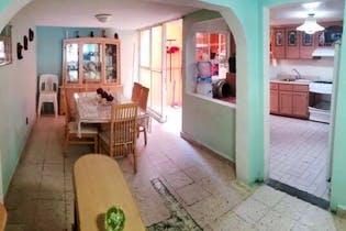 Casa en venta en Culhuacán CTM de 180mts