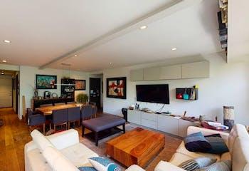 Departamento en venta en Condesa, 164mt con balcon