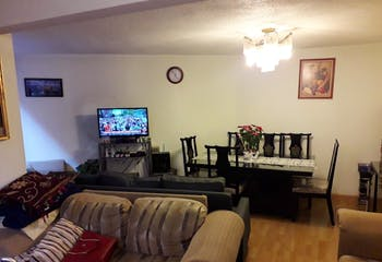 Casa en venta en Campestre Churubusco, 120mt