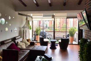 Apartamento en venta en Nicolás De Federmán de 97m² con Jardín...
