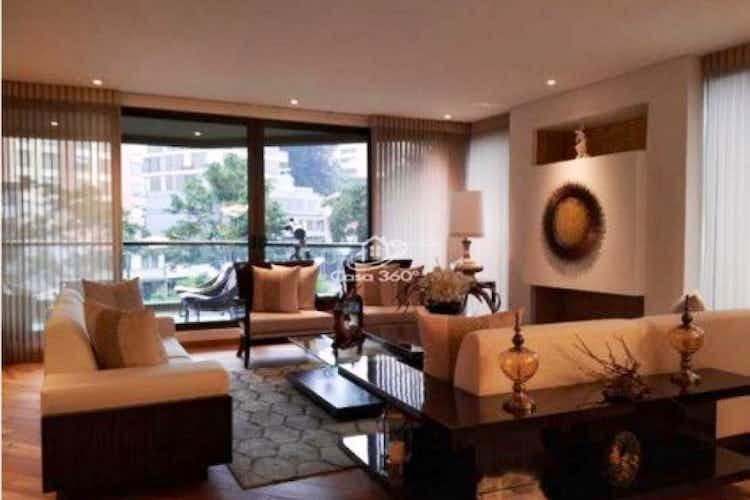 Portada Apartamento en venta en El Nogal, de 272mtrs2