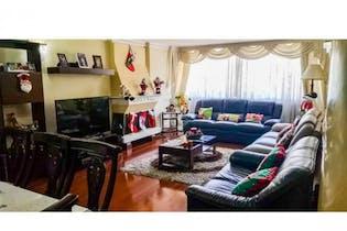 Apartamento en venta en Santa Paula de 132m²