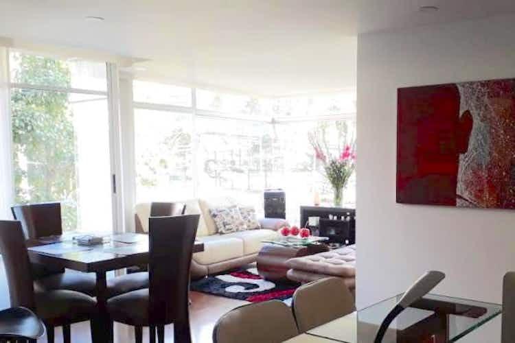 Portada Apartamento en venta en Caobos Salazar, de 86mtrs2