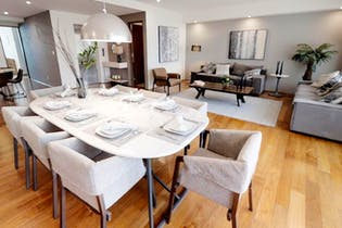 Vivienda nueva, Isola Bosque Real, Departamentos nuevos en venta en Bosque Real Country Club con 3 hab.