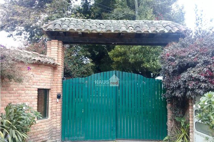 Portada Casa Quinta Parcelas de Cota