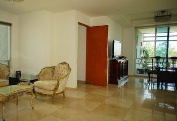Departamento en venta en  Hacienda de las Palmas de 3 recámaras