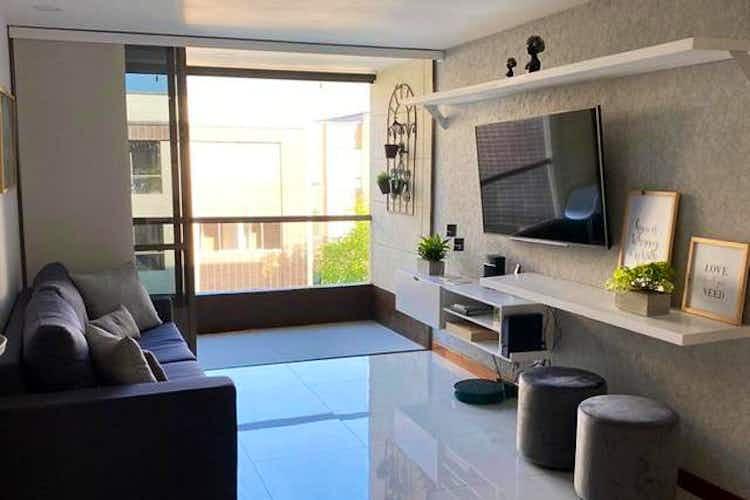 Portada Apartamento en venta en Zúñiga, 87mt con balcon