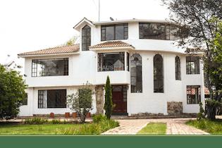 Casa en venta en Cajicá 1373m² con Jardín...