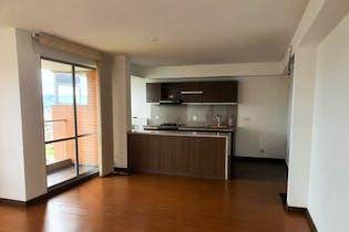 Apartamento en venta en San Antonio Norte de 3 habitaciones