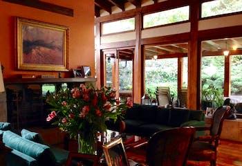 Casa en venta en San Bartolo Ameyalco, de 994mtrs2
