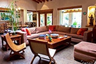 Casa en venta en Rancho San Francisco, 2829mt