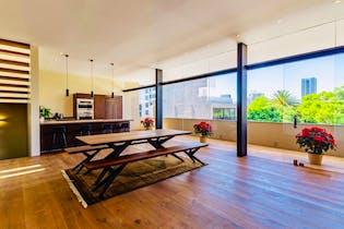 Departamento en venta en Condesa, 176mt penthouse