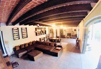 Casa en venta en Club de Golf México, 656mt