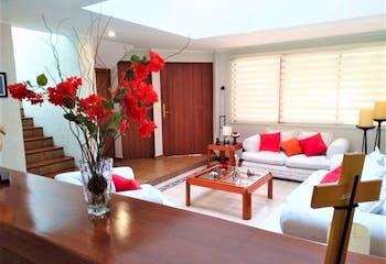 Casa en venta en Arenal Tepepan, 260mt