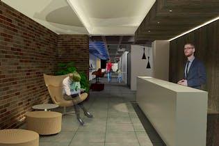 Óga 6-48, Apartamentos nuevos en venta en Pardo Rubio con 2 habitaciones