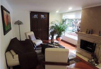 Apartamento en La Cabrera, Chico - 165mttres alcobas, terraza