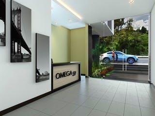 Omega 59, proyecto de vivienda nueva en Chapinero Alto, Bogotá