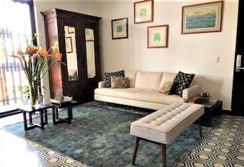 apartamento en venta en Condesa, de 155mtrs2 con Roof Garden
