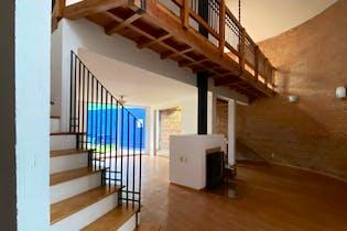 Casa en venta en Cuajimalpa, 168mt de dos niveles