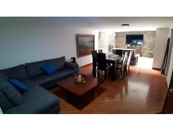 Apartamento en venta en Cedritos de 107m²