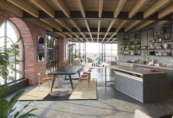 Apartamento en venta en La Tomatera, 344m²