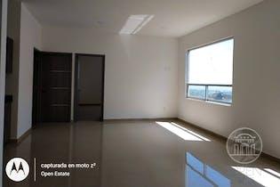 Departamento en venta en Mexico Nuevo, de 102.54mtrs2
