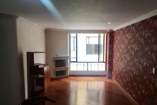 Apartamento en venta en Santa Paula Usaquén 92m²