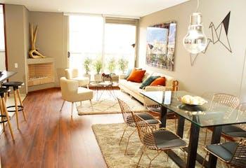 Saga 106, Apartamentos en venta en Chicó Navarra con 132m²