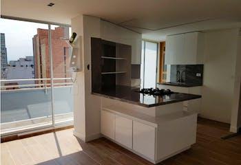 Apartamento en venta en Laureles / Occidente de 2 habitaciones