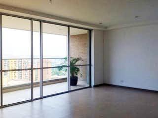 Una vista de un dormitorio con una puerta de cristal en Apartamento en venta en Otra Parte de  3 habitaciones