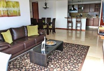 Apartamento en venta en Los Balsos de 2 alcobas