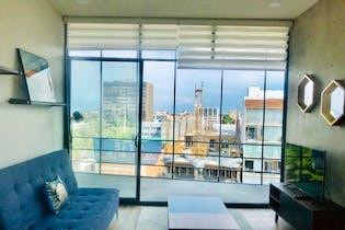 Departamento en venta en Juarez, 128mt penthouse