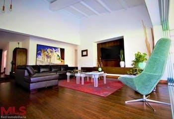 Granada 1, Apartamento en venta en Loma Los Gonzalez de 3 alcobas