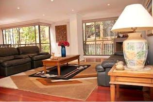 Apartamento en venta en La Carolina Usaquén 193m²