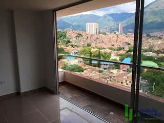 Una vista de una ciudad desde una ventana en Apartamento en venta en Fontidueño, 78mt con balcon